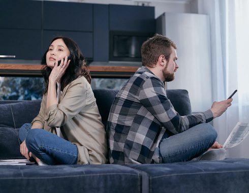Problemas de pareja y familia